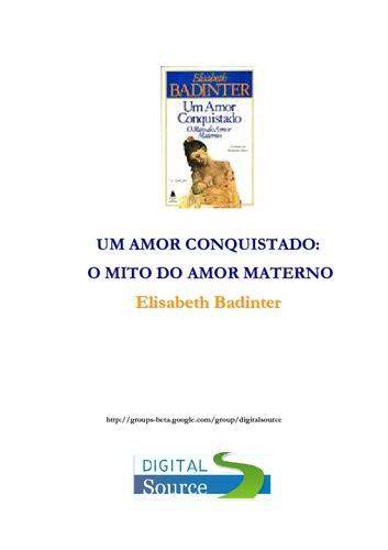 Badinter%2c+elisabeth+o+mito+do+amor+materno large