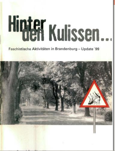 Hinter den Kulissen 1999