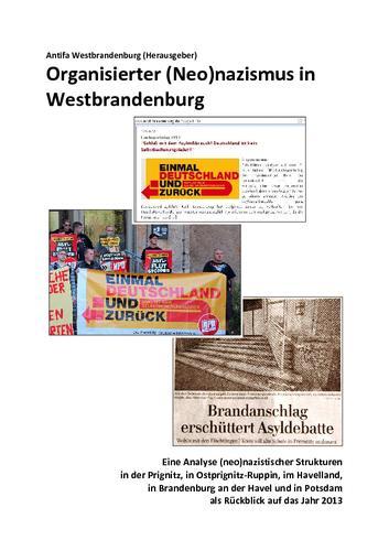 Jahresrückblick Westbrandenburg 2013