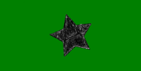 Black+star+green+bg medium