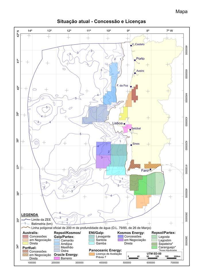 Resultado de imagem para concessão cadaval australis