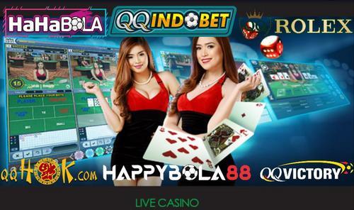 Beberapa Provider Live Casino Online Terpercaya